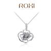 ROXI Rózsa medál nyaklánccal