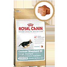 Royal Canin German Shepherd Junior 12kg kutyaeledel