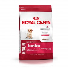 Royal Canin Medium Junior (4kg) kutyaeledel