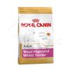 Royal Canin WEST HIGHLANDER WHITE TERRIER ADULT 3KG
