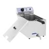 ROYAL CATERING Elektromos fritőz - 1 x 17 liter - halakhoz