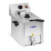 ROYAL CATERING Elektromos olajsütő - 13 liter - EGO-termosztát