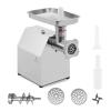 ROYAL CATERING Húsdaráló rozsdamentes acélból - visszaforgató funkció - 140 kg/h - ECO