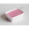 Rózsaszín apró cukorgyöngyök tortadíszítéshez 20 dkg