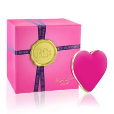 RS Icons Heart - akkus csikló vibrátor (pink) vibrátorok