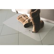 RS OFFICE Székalátét, kemény felületre, E forma, 60x75 cm, RS OFFICE  Ecoblue lakástextília