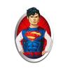 Rubies : Igazság ligája - Superman prémium jelmez papír maszkkal, 95-125 cm