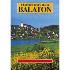 Rund um den Balaton térkép