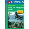Rund um München Band Ost - Kompass WF 939
