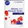 Ruth Gairns, Stuart Redman OXFORD WORD SKILLS:IDIOMS/PHRASAL VERBS ADVANCED W/K PACK