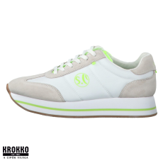 S.Oliver 005-23612-34-166 fehér fűzős sneaker sportcipő