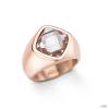 S.Oliver ékszer Női gyűrű nemesacél IP rosĂŠ Gr. 54 SO999 - 465359