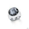 S.Oliver ékszer Női gyűrű nemesacél SO1145 54 (17.2 mm Ă?)