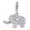 S.Oliver ékszer Női medál Elefant ezüst cirkónia SOCHA/59 - 398602