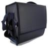 S-PLUSZ Elsősegély Táska (Masszőrtáska, orvosi táska) Kék 27 x 15 x 24 cm (üres)*