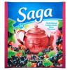 Saga Gyümölcstea, 20x1,7 g, SAGA, feketeribizli