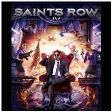 Saints Row IV videójáték