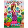 Sakota Tündérek matricás színező