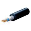 SAL Professzionális mikrofon kábel rugalmas 2*0,35 belső érrel