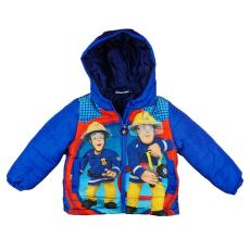 Sam a tűzoltó átmeneti kapucnis kabát