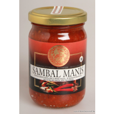 Sambal Manis - édes chili paszta konzerv