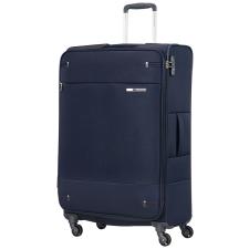 SAMSONITE BASE BOOST négykerekű bővíthető sötétkék nagy bőrönd 76cm 38N*005 kézitáska és bőrönd
