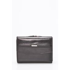 SAMSONITE - Bőr pénztárca - fekete - 1244713-fekete