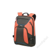 "SAMSONITE Notebook hátizsák 108941-7185, LAPT. BACKPACK 17.3"" (ORANGE/ANTHRACITE) -KLEUR"