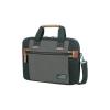 SAMSONITE Notebook táska 77692-1062, LAPTOP SLEEVE 13.3 (BLACK/GREY) -SIDEWAYS