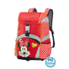 SAMSONITE Sammies Ergonomic Backpack Disney Minnie Rocks The Dots
