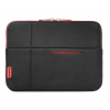 SAMSONITE u37-039-004 airglow sleeve fekete-piros tablet tok