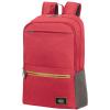 """SAMSONITE Urban Groove Backpack 15.6"""" piros-fekete"""