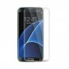 Samsung A320 Galaxy A3 (2017) 3D hajlított előlapi üvegfólia fehér