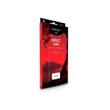 Samsung A415F Galaxy A41 edzett üveg képernyővédő fólia - MyScreen Protector Impact Glass Fullcover mobiltelefon kellék