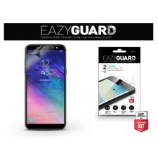 Samsung A600F Galaxy A6 (2018) képernyővédő fólia - 2 db/csomag (Crystal/Antireflex HD) mobiltelefon kellék