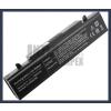 Samsung AA-PL9NC2B 6600 mAh 9 cella fekete notebook/laptop akku/akkumulátor utángyártott