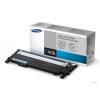 Samsung CLT-C406S Lézertoner CLP 365, CLX 3305 nyomtatókhoz, SAMSUNG kék, 1k