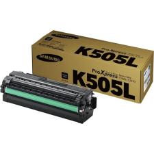 Samsung CLT-K505L Lézertoner SL-C2620DW, SL-C2670FW nyomtatókhoz, SAMSUNG, fekete, 6k nyomtatópatron & toner