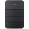 Samsung EF-SN510B oldalra nyíló támasztós szövetbevonatos tok szürke (N5100 Galaxy Note 8.0)*