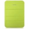 Samsung EF-SN510BGE oldalra nyíló támasztós szövetbevonatos tok zöld (N5100 Galaxy Note 8.0)*