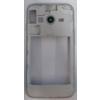 Samsung G318 Galaxy V Plus középső keret ezüst*
