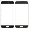 Samsung G920 Galaxy S6 plexi ablak fekete*