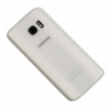 Samsung G930F Galaxy S7 fehér új állapotú gyári bontott hátlap