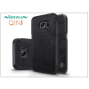 Samsung G930F Galaxy S7 oldalra nyíló flipes tok - Nillkin Qin - fekete