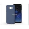 Samsung G950F Galaxy S8 szilikon hátlap - Soft - kék