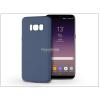 Samsung G955F Galaxy S8 Plus szilikon hátlap - Soft - kék