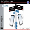 Samsung Galaxy A5 (2016) SM-A510F, Kijelzővédő fólia, ütésálló fólia (az íves részre NEM hajlik rá!), MyScreen Protector L!te, Flexi Glass, Clear, 1 db / csomag