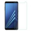 Samsung Galaxy A8 (2018) SM-A530F, Kijelzővédő fólia, ütésálló fólia (az íves részre NEM hajlik rá!), Nillkin, Tempered Glass (edzett üveg), Clear