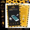 Samsung Galaxy Ace S5830, Kijelzővédő fólia, ütésálló fólia, Gepard, Tempered Glass (edzett üveg), Clear