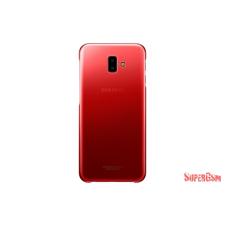 Samsung Galaxy J6+ (2018) hátlap, Piros tok és táska